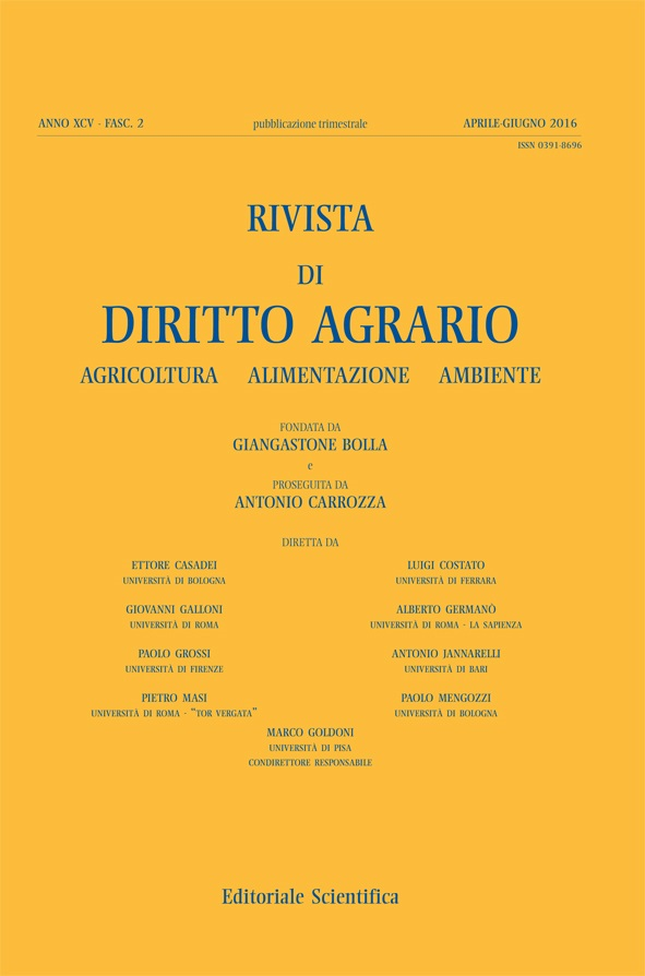 rivista-di-diritto-agrario ISGI-DAIC