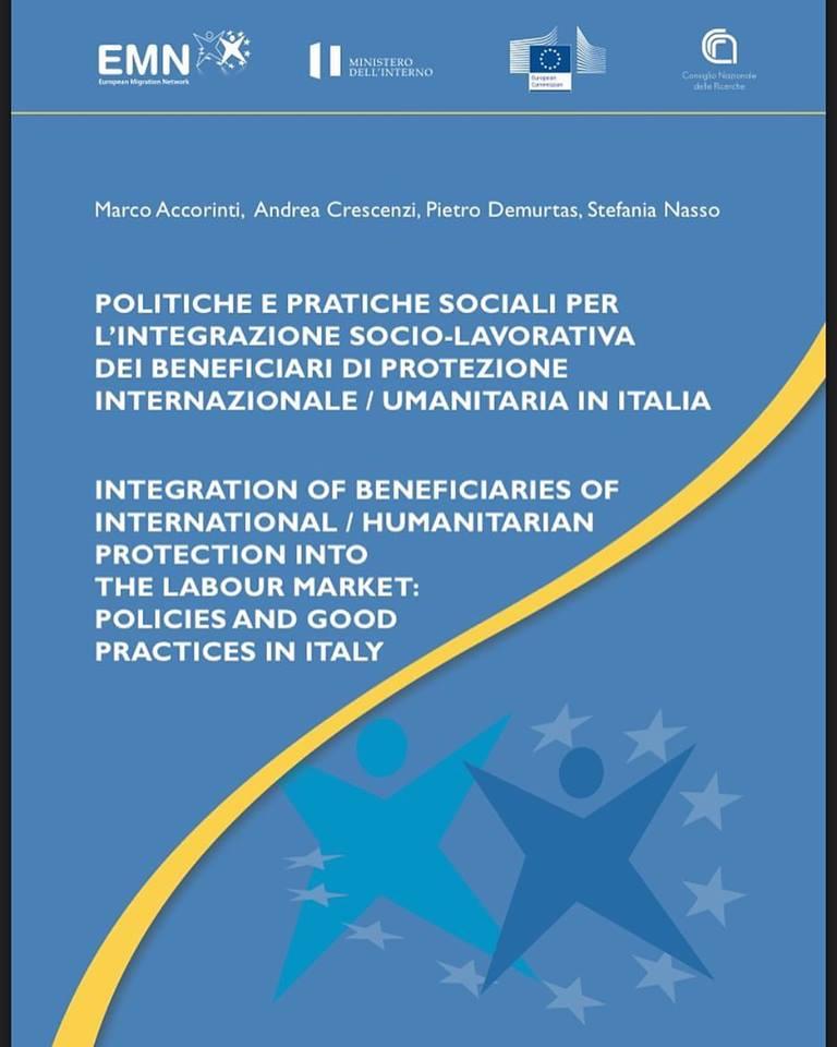 Politiche e pratiche sociali per l'integrazione socio-lavorativa dei beneficiari di protezione internazionale/umanitaria in Italia